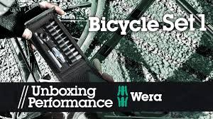 Wera | <b>Bicycle Set 1</b> | Performance - YouTube