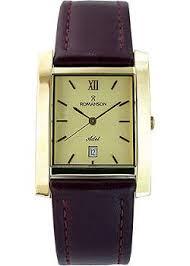 <b>Часы Romanson TL0226SXG</b>(<b>GD</b>) - купить мужские наручные ...