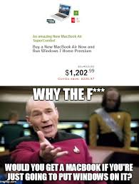 Why get one at all for that matter? | Annoyed Picard | Know Your Meme via Relatably.com