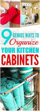 photos kitchen cabinet organization: these  genius ways to organize your kitchen cabinets are the best im