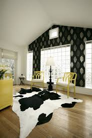 view in gallery black and white home office lets you try out different accent hues design pulp black and white office design