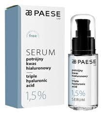 <b>Сыворотка для лица</b> Triple Hyaluronic Acid Serum 30мл <b>Paese</b> в ...