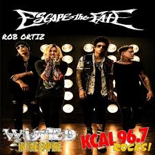 <b>Escape The Fate</b> Rob Ortiz by RadioactiveMike Z