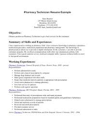 pharmacy technician resume sample com pharmacy technician resume sample to inspire you how to create a good resume 6
