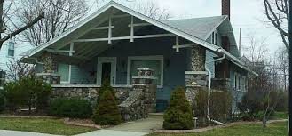 Historic House Blog » Historic Style Spotlight  The Craftsman BungalowWhen it comes to admiring old houses  I tend to favor rustic   year old post  amp  beam structures  Yet some of my favorite historic houses are much more