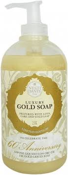 <b>Жидкое мыло</b> Nesti Dante <b>60th Anniversary</b> Gold Liquid Soap 500мл
