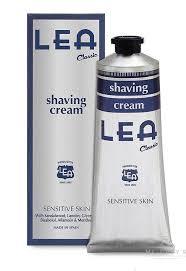 Крем <b>для бритья LEA</b> Classic Shaving Cream купить за 238 грн. в ...