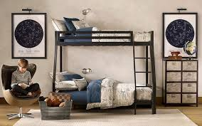 bedroom brilliant best creative boy ideas with blue and red bunk wooden bed modern office bedroomravishing blue office chair related