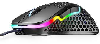 Игровая <b>мышь Xtrfy M4 RGB</b>, Black - купить по низкой цене с ...