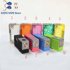 Original <b>Yiloong</b> Fogger S20 Squonk Box Mod 8ml Silicone Bottle ...