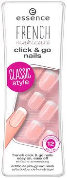 Купить <b>накладные ногти essence</b> French Manicure Click&Go Nails ...