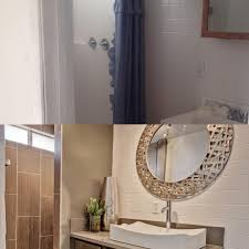 find the wall outlet in equally pics as a reference because it did find the wall outlet in equally pics as a reference because it did not go as a substitute we removed the outdated modular shower and replaced it floor