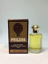 PHILEAS by Nina Ricci - EDT MINI .33 oz for Men ... - Amazon.com