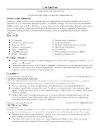 results driven resume cipanewsletter result oriented resume