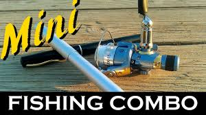 <b>Mini Fishing Rod &</b> Reel Combo from Penfishingrods.com - YouTube