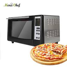<b>ITOP</b> Electric Oven With Timer <b>Pizza</b> Bakery Oven Household ...