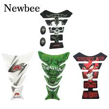 Newbee Funny Cool <b>3D Motorcycle Decal Gas</b> Oil Fuel Tank Pad ...