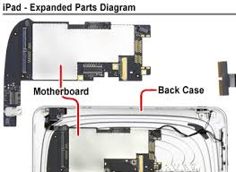 ipad chassis diagrams  amp  expanded views   directfixipad chassis diagrams  amp  expanded views