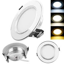 <b>Led</b> Downlights 7W 9W 12W 15W 18W 21W <b>220V 110V LED</b> ...