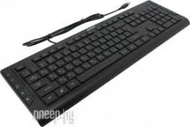 <b>Клавиатура A4Tech KD-600L Black</b> USB
