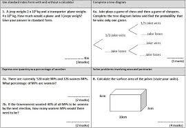 History Homework Sheets