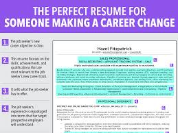 sample resume objectives for career change attractive resume how infographic resume example for a change manager career change how to change resume how to change