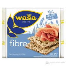 Хлебцы <b>Wasa</b> Fibre Ржаные - «Вкусные ржаные хлебцы с ...