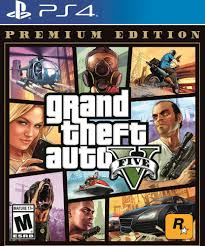 <b>Grand Theft</b> Auto V: Premium Edition <b>PlayStation 4</b> 57032 - Best Buy