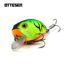 OTTESEN 1pcs/lot 46mm 8g <b>crankbaits</b> fishing lure isca artificial ...