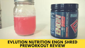 Evlution Nutriton's <b>Engn Shred Pre</b>-<b>Workout</b> Review — Boost Fat ...