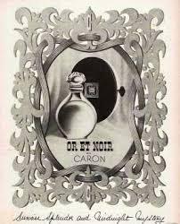 <b>Caron</b> Paris Or et <b>Noir</b> reviews, photos, ingredients - MakeupAlley