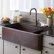 hammered copper kitchen sink: copper bowl sinks ems triple bowl stainless steel kitchen sinks