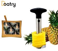 <b>1pc</b> Creative Staniless Steel <b>Pineapple Peeler</b> for Kitchen ...