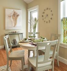 small dining tables sets:  dining room round dining tables are a perfect fit for small dining rooms round dining