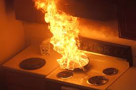 Image result for burning cooking images