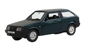 <b>Модель машины Welly</b> LADA 2108, <b>1:34-39</b> — купить в интернет ...