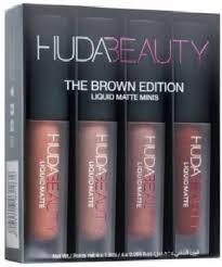 <b>Huda Beauty</b> Matte <b>Lipstick Set</b>