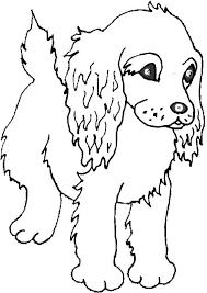 Small Picture 49 best Puppys and dogs images on Pinterest Coloring sheets