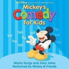 <b>Various Artists</b>: <b>Mickey's</b> Comedy for Kids - Music Streaming - Listen ...