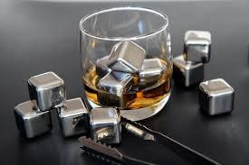 """<b>Охлаждающие</b> камни для виски - скажем """"нет"""" льду"""