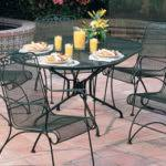 black wrought iron patio furniture gazidvrlistscom in wrought iron patio set wrought iron patio set black wrought iron patio