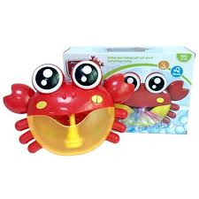 Online Shop Lovely <b>Funny Baby Bath Toy</b> Bubble Crabs Music Bath ...