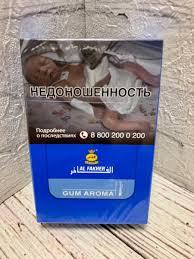 Табак AlFakher <b>Gum</b> Aroma Аромат <b>Жвачки</b> 50 гр.