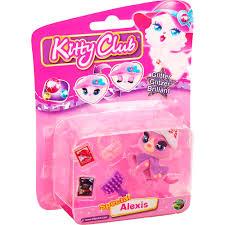 <b>Игровой набор</b> Dracco <b>Kitty Club</b> Кошечка с аксессуарами