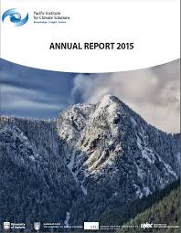 annual reports pacific institute for climate solutions annual report cover png