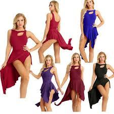 Adult <b>Women Ballet Dress Tutu Leotard Dance Dress</b> Stage <b>Skirt</b> ...