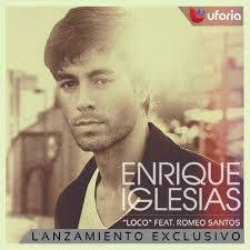 Post thumbnail of Enrique Iglesias Feat. Romeo Santos – Loco (DJ Charles Barrios Extend Bachata)