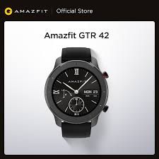 In Stock <b>Global Version New Amazfit</b> GTR 42mm Smart Watch 5ATM ...