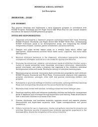 fitness instructor resume s instructor lewesmr sample resume fitness instructor job description sle zumba