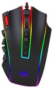 <b>Мышь Redragon Legend Chroma</b> Black USB — купить по ...